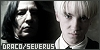 Relationships: Draco Malfoy and Severus Snape