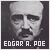 Writers/authors: Edgar Allan Poe